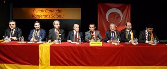 Galatasaray'ın borcu dudak ucuklatıyor