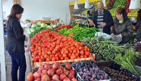 Gıda denetimlerinde yerli ürünlerin tamamı temiz çıktı