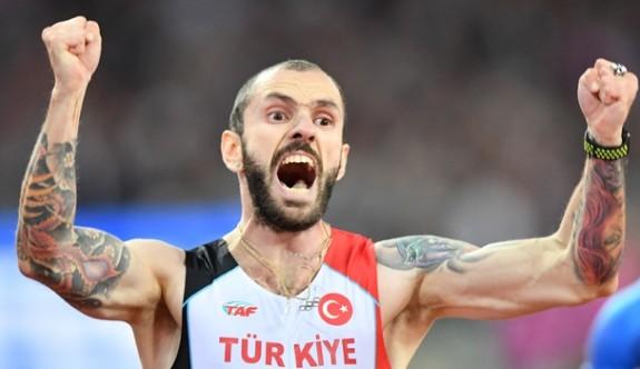 Guliyev'in gözü Avrupa rekorunda