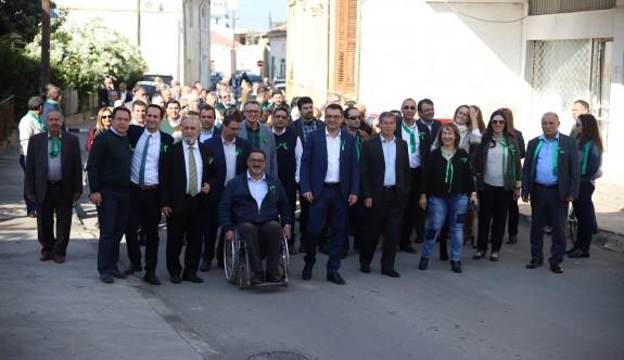 """""""Güzelyurt üretecek, tüm Kıbrıs kazanacak"""""""