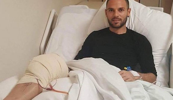 Halil İbrahim ameliyat oldu