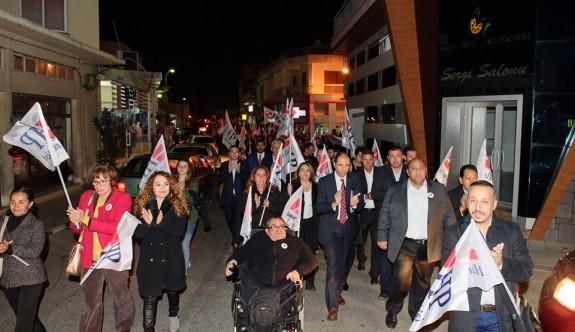 Halkın Partisi aday tanıtımına Güzelyurt'tan başladı
