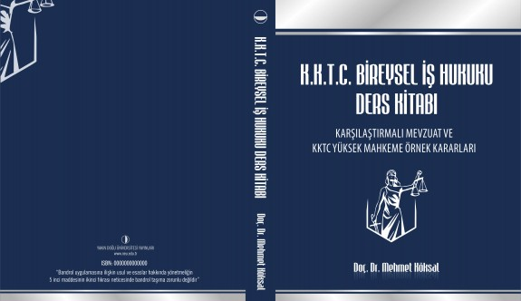 İş hukuku alanında yazılmış ilk kitap