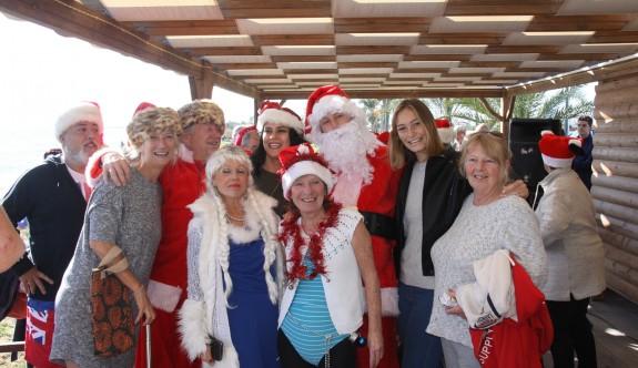 İskele Belediyesi Noel etkinliği düzenledi