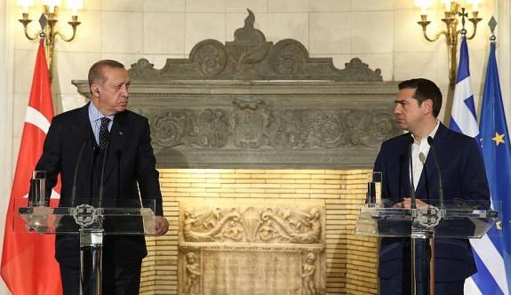 """""""Kıbrıs'ta kalıcı bir çözüm bulmamız gerek"""""""