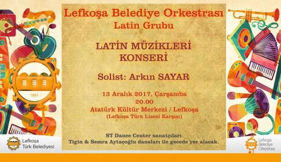 LBO'dan Latin Konseri
