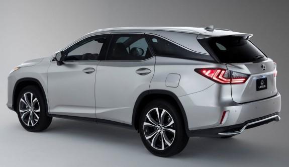 Lexus'un yeni SUV modeli RX L