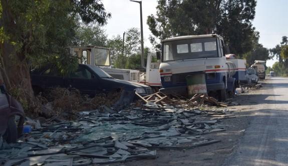 LTB,Sanayi'deki hurda atıkları temizliyor