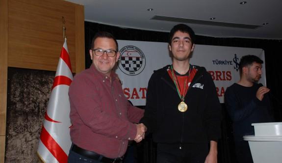 M. Kemal Deniz Satranç ödülleri verildi