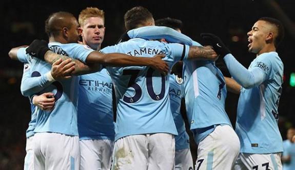 Manchester City'ye yan bakılmıyor