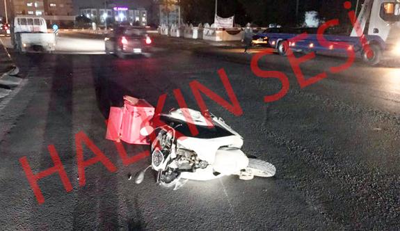 Motosiklet sürücüsü mahkemeye çıkarıldı