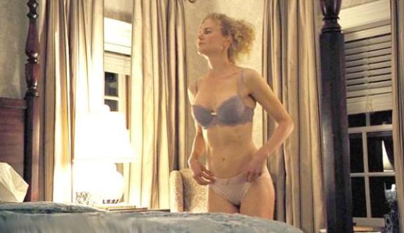 Nicole Kidman nefes kesti