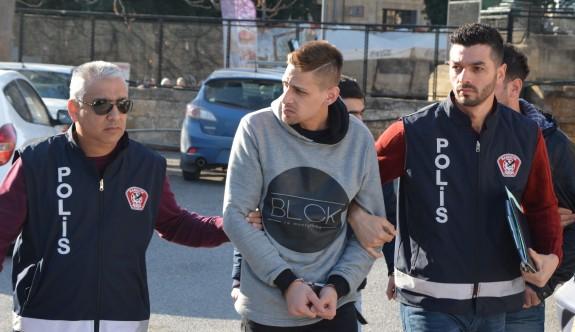 Ortaköy'de eroin operasyonu