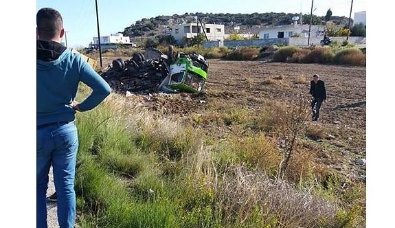 Pamuklu Kavşağındaki kazada 5 kişi yaralandı