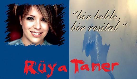 Piyanist Rüya Taner'den DAÜ'de konser
