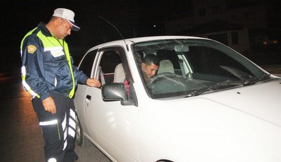 Polisten ülke genelinde huzur operasyonu