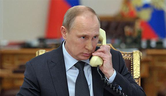 Putin'den ordusuna Suriye'den çekilin emri
