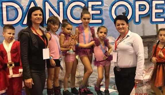 Şampiyonluklar, çocuk fitnesçilerimizin