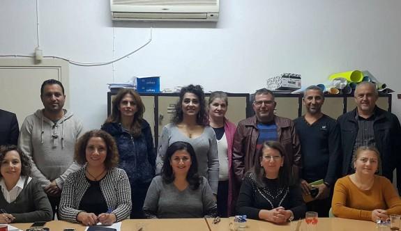 Şehit Hüseyin Ruso'da Okul Aile Birliği oluştu
