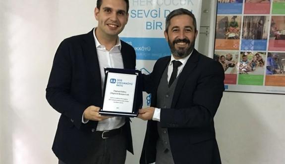 SOS Çocukköyü'ne bir destek de Digitech İletişim'den
