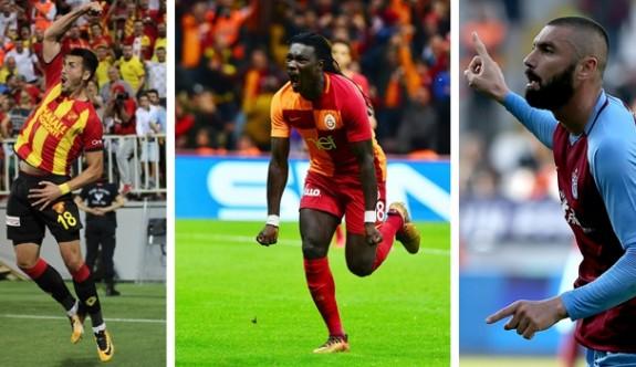 Süper Lig'de maç başına 3 gol ortalaması