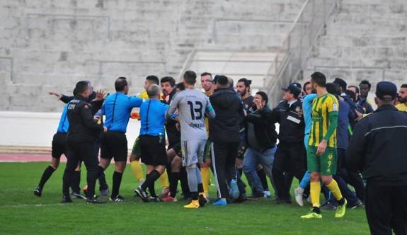 Süper Lig'de perde olaylı kapandı