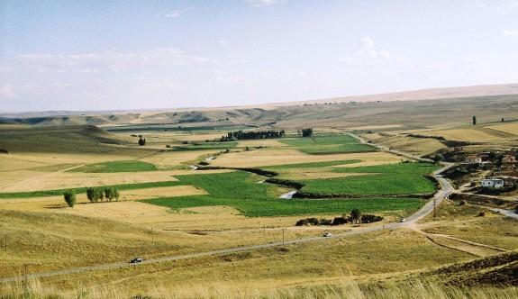 Tarım arazileri 20 bin dönüm azaldı