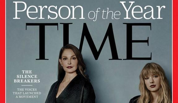 """Time, sessizliği bozan insanları """"Yılın Kişisi"""" seçti"""