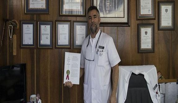 Türk doktorun buluşuna ABD'den patent