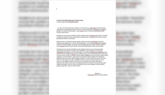 Türkmenköy birleşmeyi yargıya taşıdı