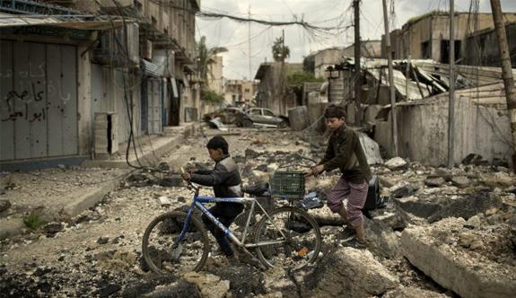 UNICEF: 2017 çocuklar için kabus yılı oldu