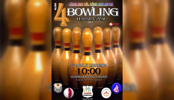 Yeni yılı, Bowling Turnuvası ile kutlayacaklar