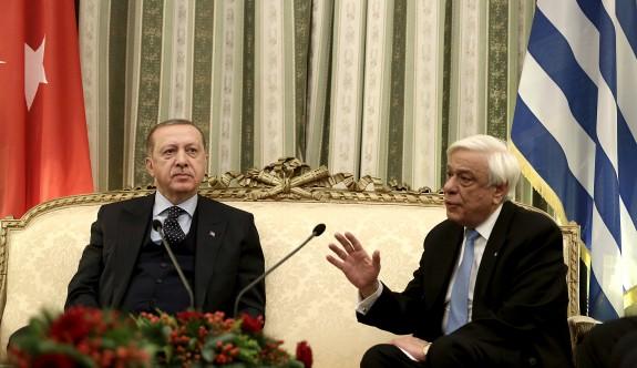 """""""Yunanistan, Kıbrıs konusunda çözüm arayışındadır"""""""