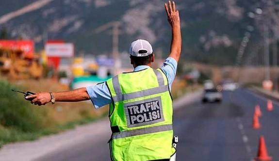 5 Bin 117 sürücüden, 699'una ceza