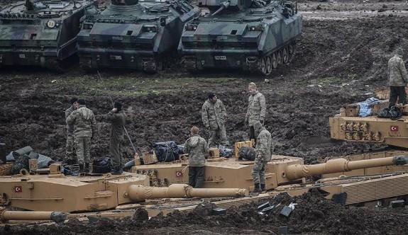 ABD'den,  Afrin'de 30 kilometrelik güvenli hat oluşturma önerisi