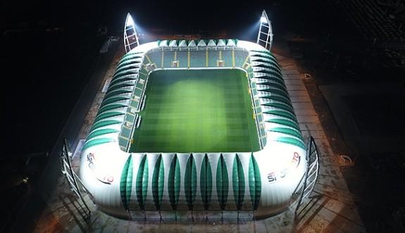 Akhisarspor yeni stadına kavuşuyor