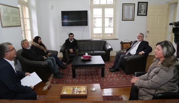 Arif Hasan Tahsin Vakfı Girne'deki Vakıf arazisine talip