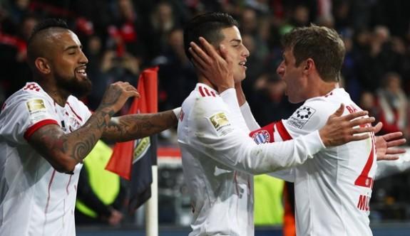Bayern Münih bıraktığı yerden devam