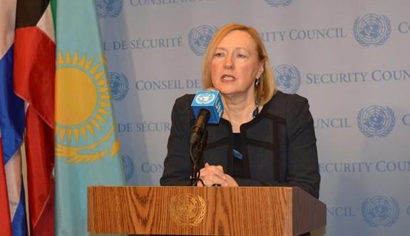 """""""BM Genel Sekreteri elinden geleni yapmaya hazır"""""""