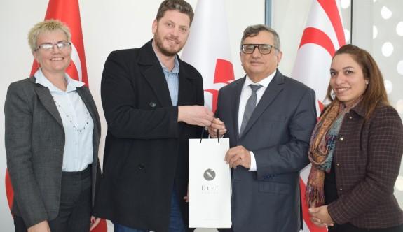 Bovita Winery ile UFÜ arasında işbirliği