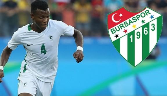 Bursaspor, Anorthosis'ten takviye yaptı