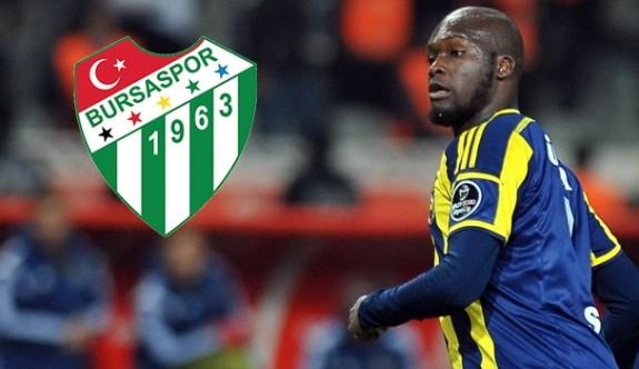 Bursaspor Sow'da sona yaklaştı