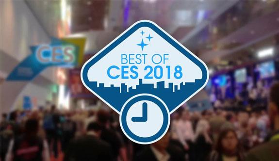 CES 2018'in dikkat çeken 10 teknoloji harikası