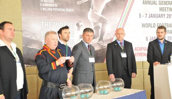 CONIFA Dünya Kupası kuraları çekildi