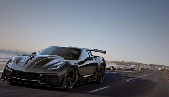 Corvette ZR1 iddialı döndü