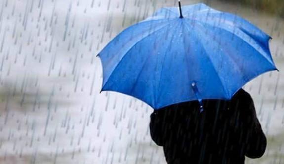 Cuma'dan itibaren yer yer yağmur bekleniyor
