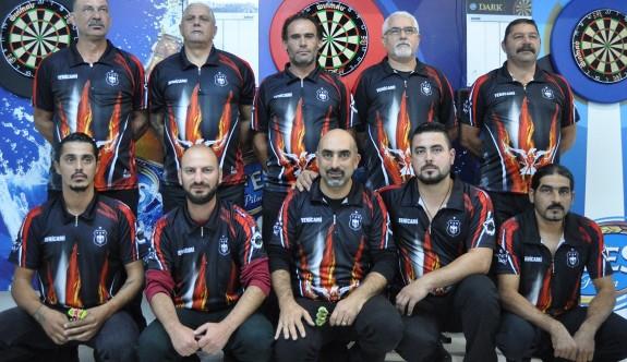 Darts Süper Ligi'nde ikinci devre başladı