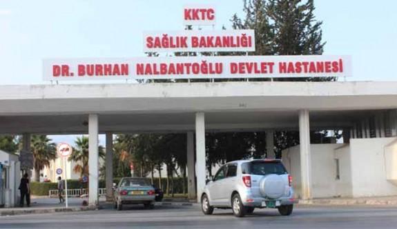 Devlet Hastanesi yoğun bakım servisine aylık ortalama 58 hasta kabul edildi