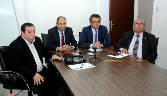 Dörtlü koalisyon için karar yetkili organlara kaldı