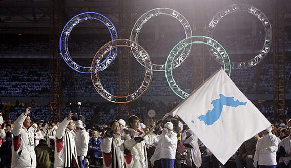 Düşman kardeşler  olimpiyatlara aynı bayrak altında katılacak!
